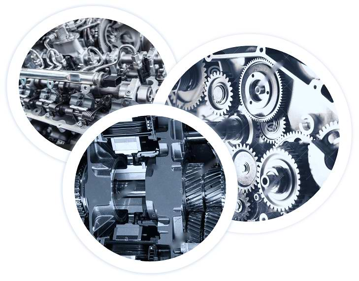 Агрегатный, капитальный ремонт двигателей, ремонт коробок передач, вариаторов, рулевых реек, дифференциалов, муфт, мостов в Череповце